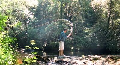 pêche mouche bretagne